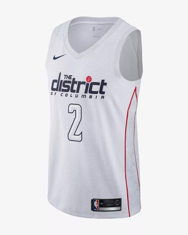 Image result for washington wizards city jersey