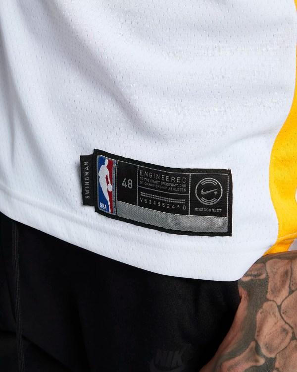 Kevin Durant Association Edition Swingman Jersey (Golden ...