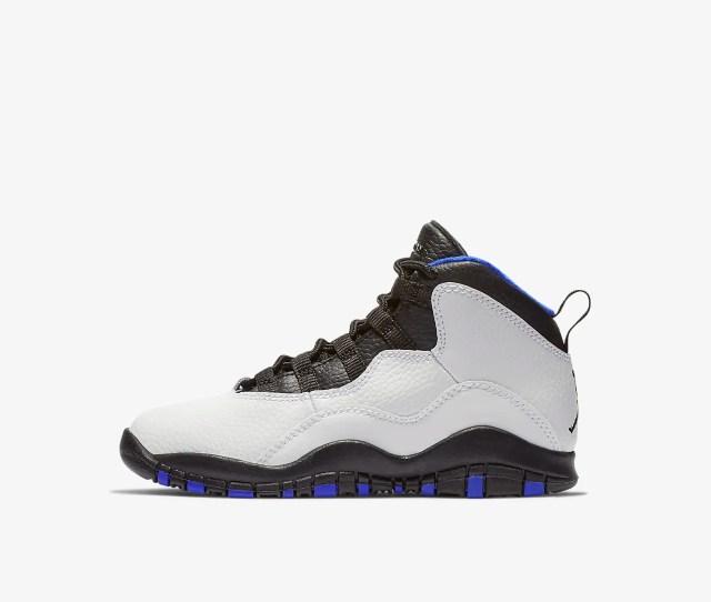 Air Jordan Retro C Y Little Kids Shoe