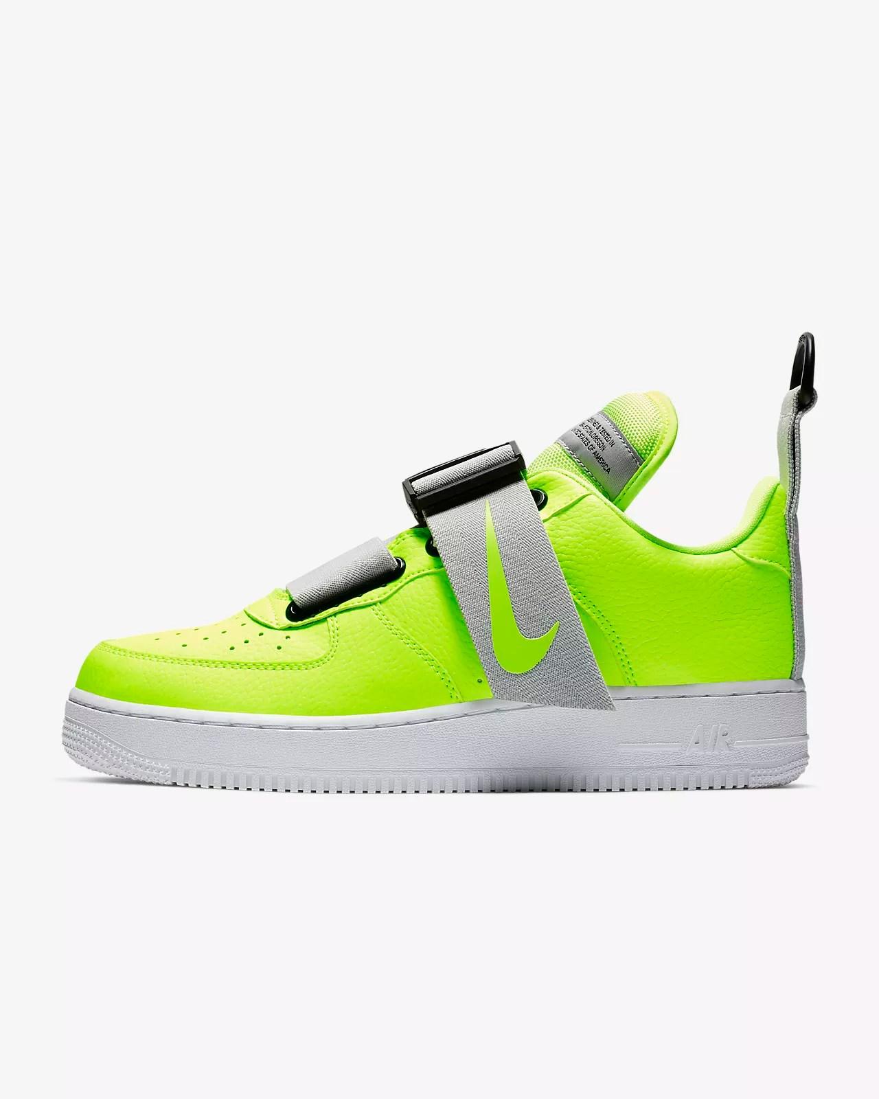 Calzado Para Hombre Nike Air Force 1 Utility