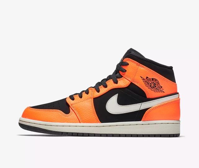 Air Jordan  Mid Mens Shoe