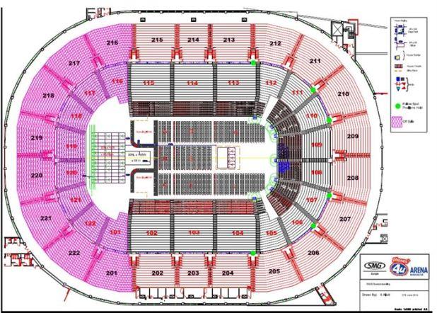 Manchester Arena Seating Chart Brokeasshome Com