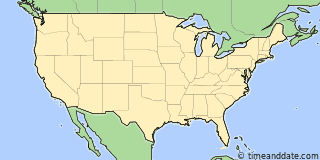 Location of Seattle