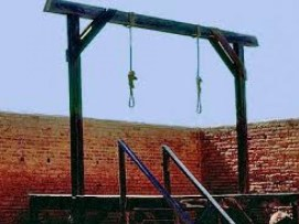 Image result for gallows
