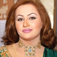 Pakistani mujra dancer Nargis