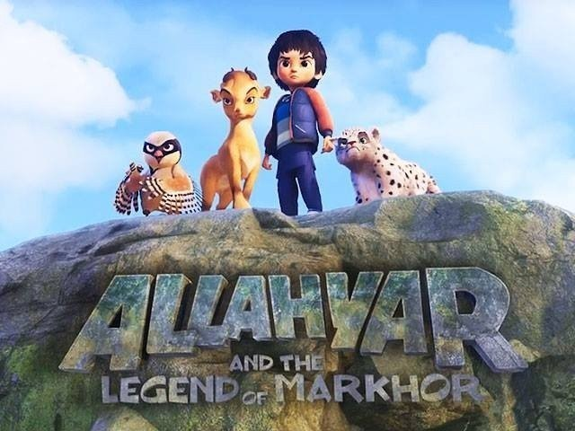 Allahyar and the Legend of the Markhor