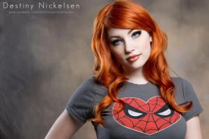 Wallpaper Women Model Redhead Long Hair Darshelle