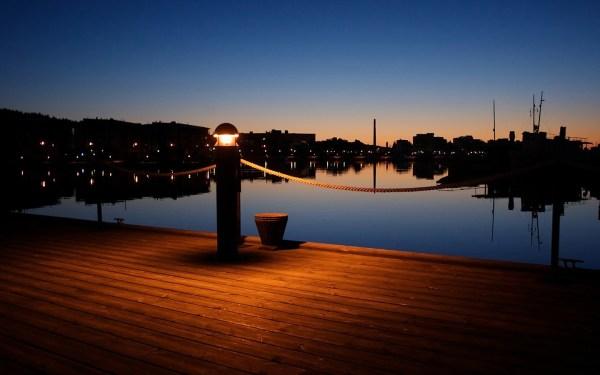 обои : Солнечный лучик, закат солнца, море, Городской ...