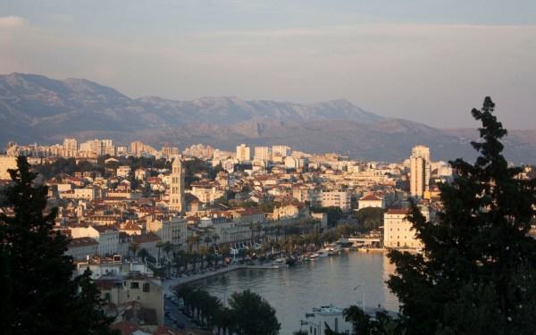 обои : закат солнца, Городской пейзаж, Средиземноморье ...