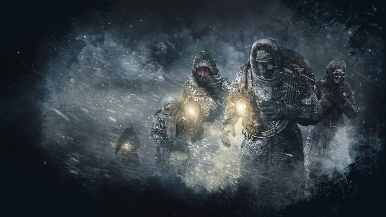 Wallpaper   Frostpunk  video games  Video Game Art  snow  games art     Frostpunk video games Video Game Art snow games art artwork