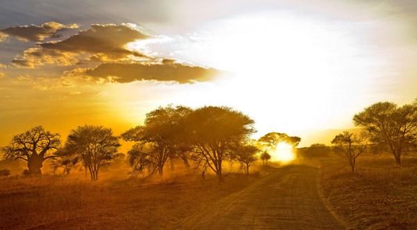 обои : Солнечный лучик, пейзаж, закат солнца, Холм ...