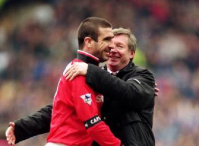 The french, he retired with. Here's the incredible letter Sir Alex Ferguson sent Eric ...