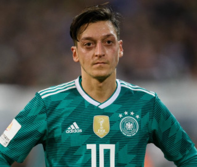 Mesut Ozil Announced His International Retirement After The World Cup