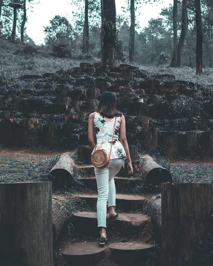 Indonesia Mountain Bandung