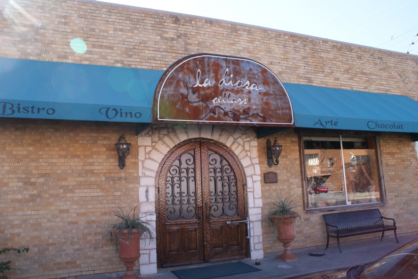 Image result for la diosa cellars lubbock
