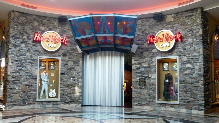 Hard Rock Cafe Foxwoods Ct