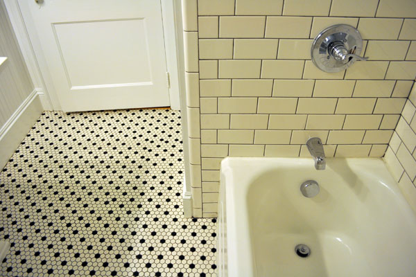 Bathroom ideas tile flooring