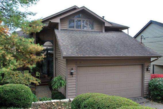 Choose Exterior Home Paint Colors | HouseLogic Paint Tips on Choosing Garage Door Paint Colors  id=79869