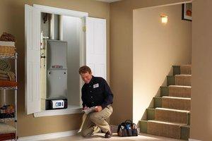 Heating And Cooling System Maintenance Upkeep Heating Unit