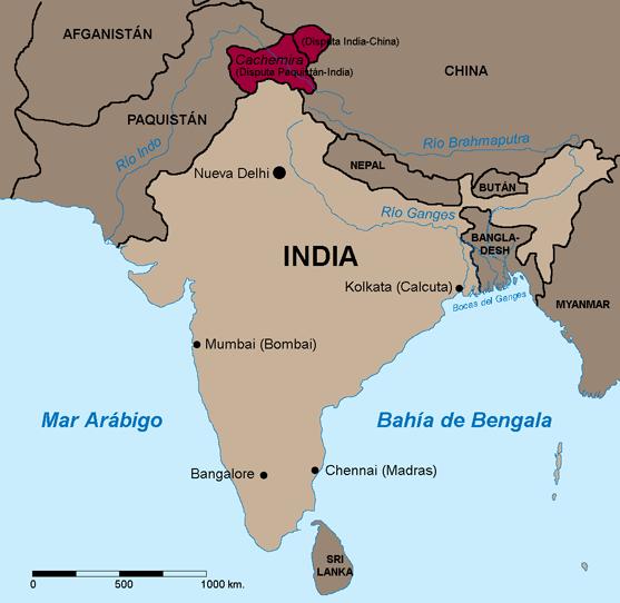 12 india 12 pa s m s rico del mundo y sierra leona 12 for Bengala asia