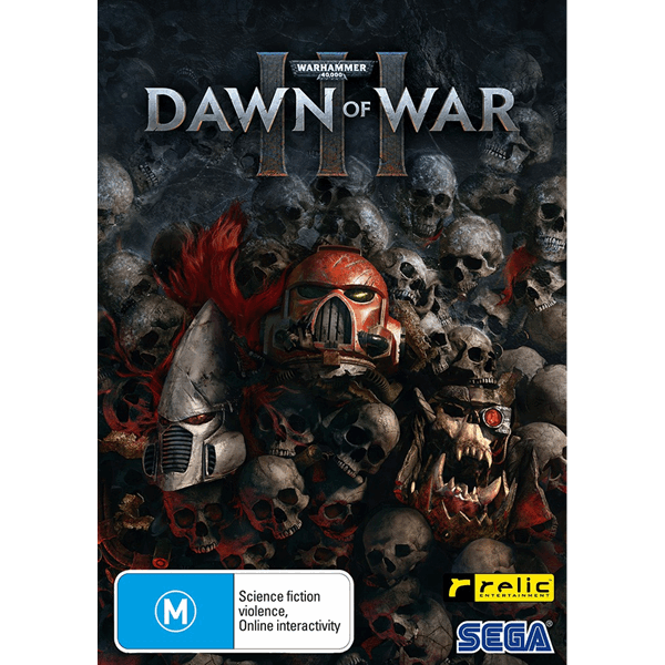 Dawn Of War III EB Games New Zealand