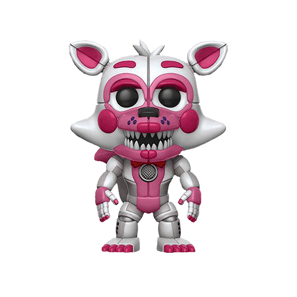 Five Nights At Freddys Sister Location Funtime Foxy