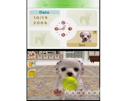 Nintendogs Dalmation And Friends Preowned EB Games New Zealand