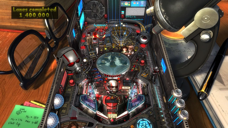 Marvel Pinball Epic Collection Vol 1 EB Games New Zealand