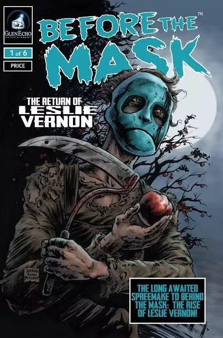 Leslie Vernon finally returns in 'Before The Mask'