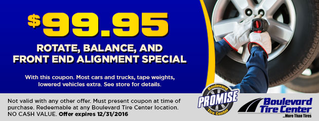 Front End Alignment Cost Discount Tire