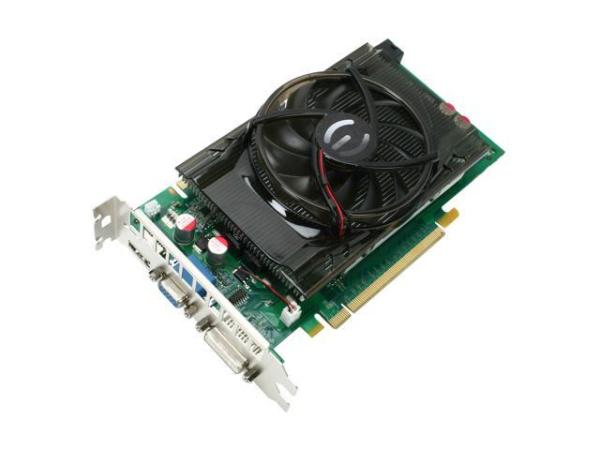 Used Like New EVGA GeForce 9800 GT DirectX 10 01GP3