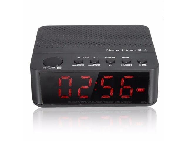 Digital Led Display Alarm Clock With