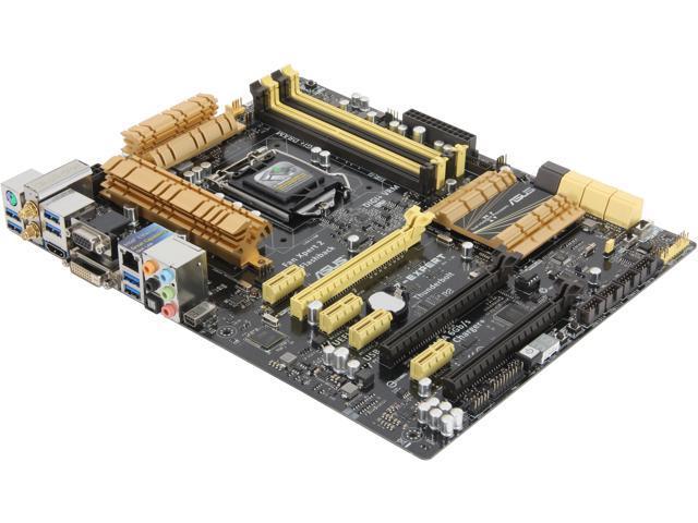 0 6gb Motherboard Intel Z87 3 Asus S Hdmi Plus Z87 Atx Sata 1150 Lga Usb Intel