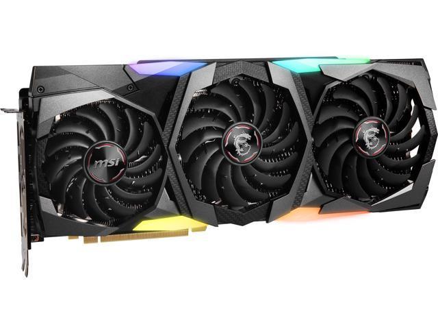 Msi Geforce Rtx 2070 Super Video Card Rtx 2070 Super Gaming X Trio Newegg Com