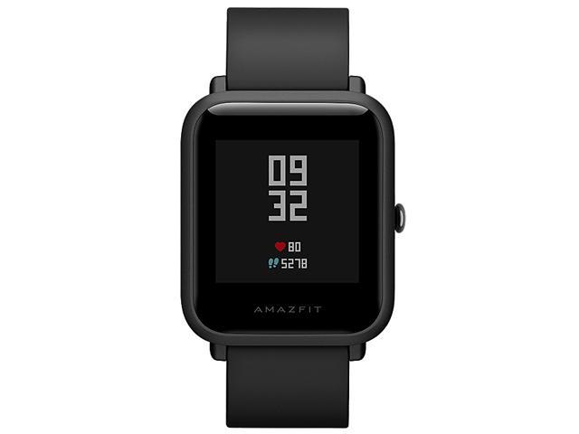 Amazfit Bip Lite by Huami with 45-Day Battery Life, 24/7 Heart Rate and Activity Tracking 1.2 Inch Always-on Touchscreen 3 ATM