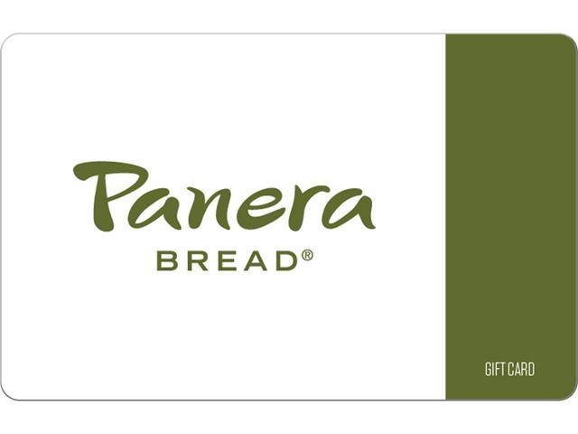 It takes a little time and minimal effort, but you can be racking up those gift cards before long. Panera 25 Gift Card Email Delivery Newegg Com