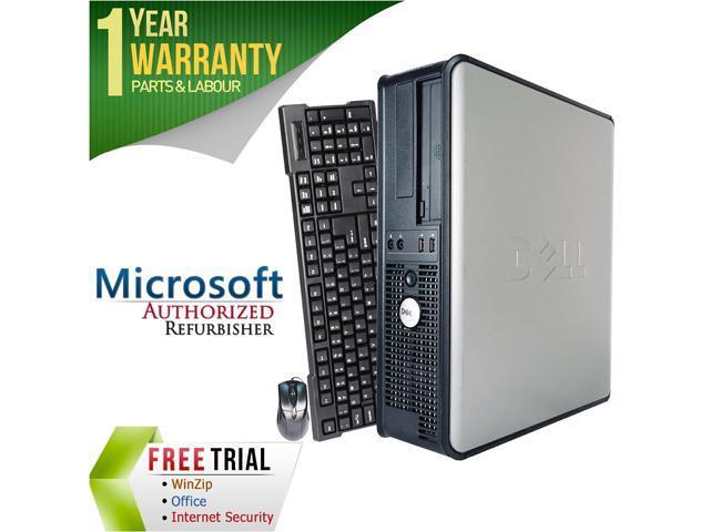 Refurbished: DELL Desktop Computer OptiPlex 580 Athlon II