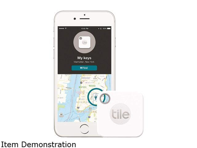 tile mate with replaceable battery key finder phone finder anything finder 4 pack rt 13004