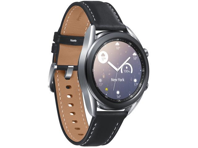 Samsung SM-R850NZSAXAR Galaxy Watch 3 Stainless BT 41mm Silver
