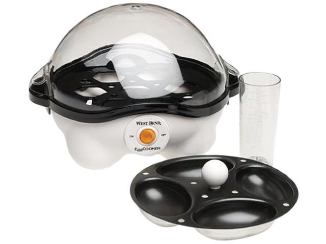 west bend 86628 white automatic egg cooker