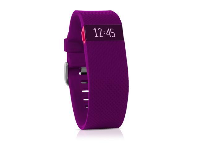 Fitbit FB405PMS Charge HR WristBand Plum Small