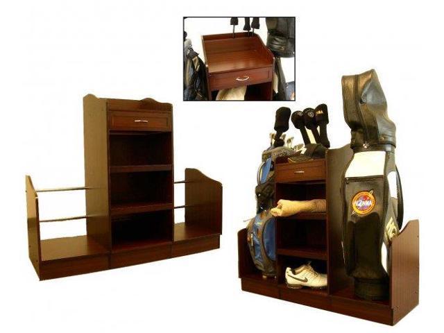 eagle golf bag storage rack by proman