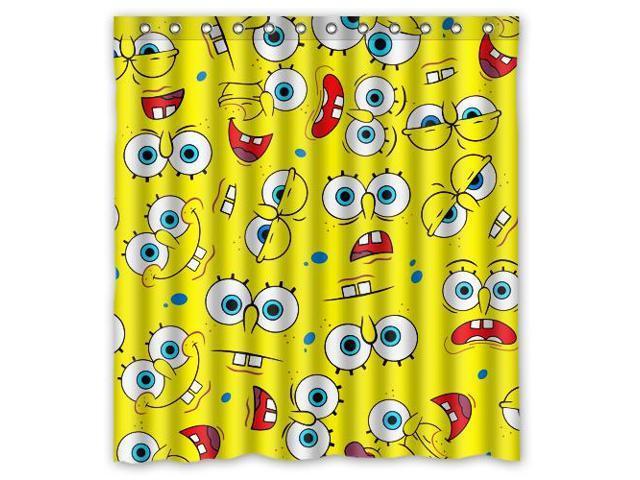 custom spongebob squarepantswaterproof