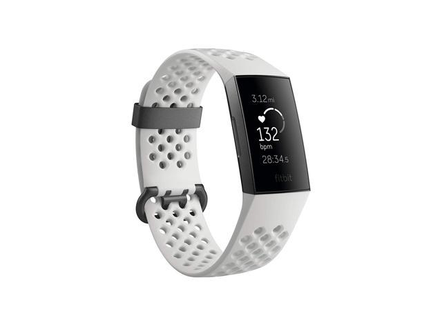 Fitbit Charge 3 Heart Rate & Activity Tracker Black/Graphite