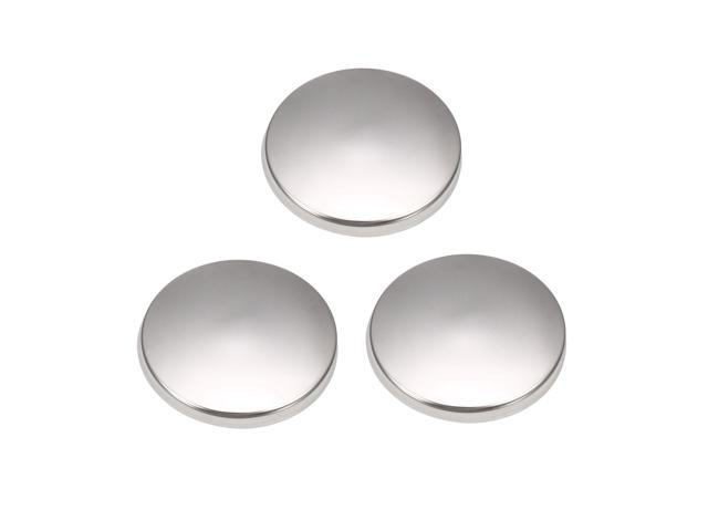 basin sink click plastic 35mm diameter pop up push button drain stopper 3pcs