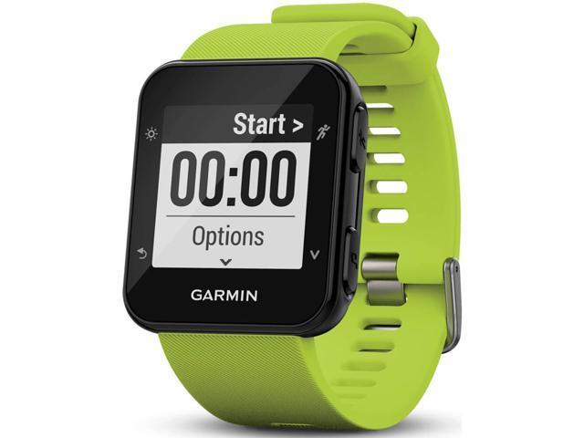 Garmin Forerunner 35 GPS Running Watch Limelight