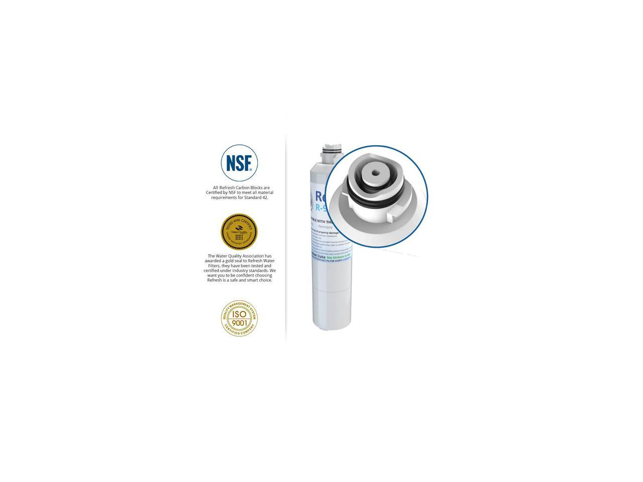 Replacement Water Filter Compatible With Samsung