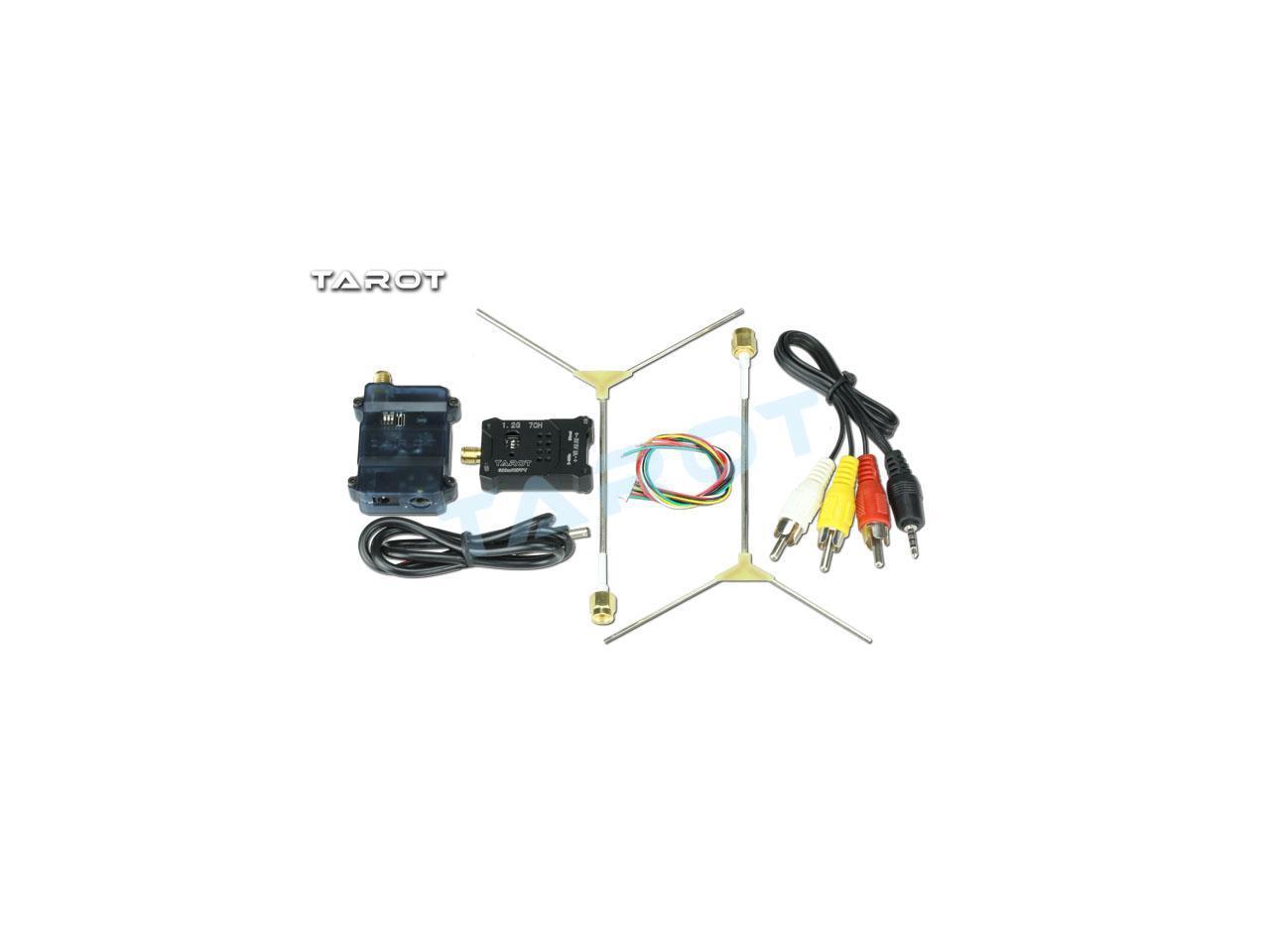 Tarot 1 2g Fpv 600mw R Tx Tl300n5 Av Wireless Wiring