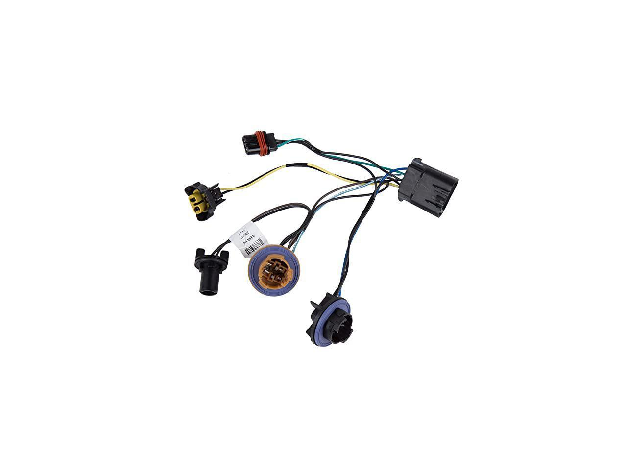 Gm Original Equipment Headlight Wiring Harness
