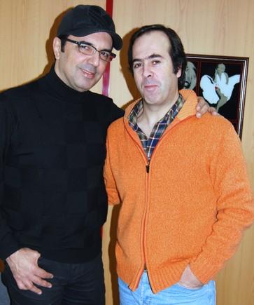 José Gonçalez e Fernando Pereira